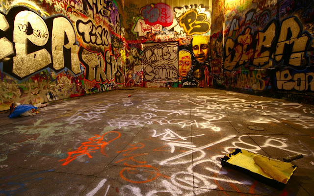 graffiti, creative, wallpaper, desktop