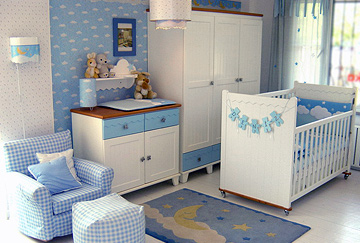 Boy toddler rooms toddler room - Cuartos de bebes decorados ...