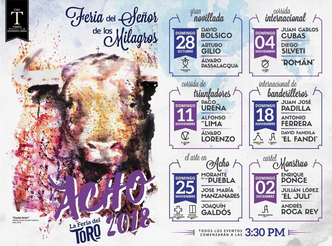 Feria Taurina 2018