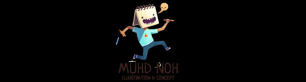 Muhd Noh - 2D Artist