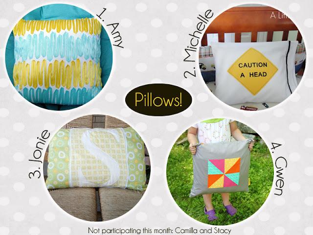 POV {Pillows}