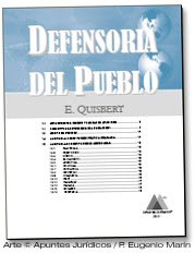 DEFENSORIA DEL PUEBLO (c) E. Quisbert