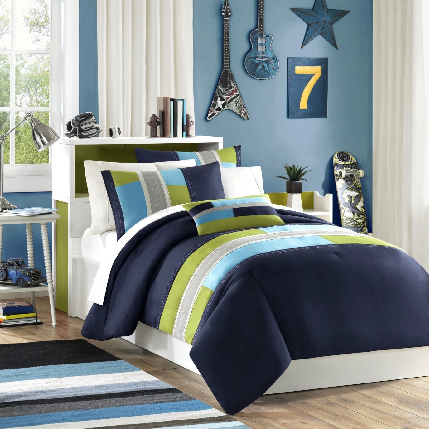 Modern Bedroom Comforters Total Fab Mid Century Modern Bedding Sets
