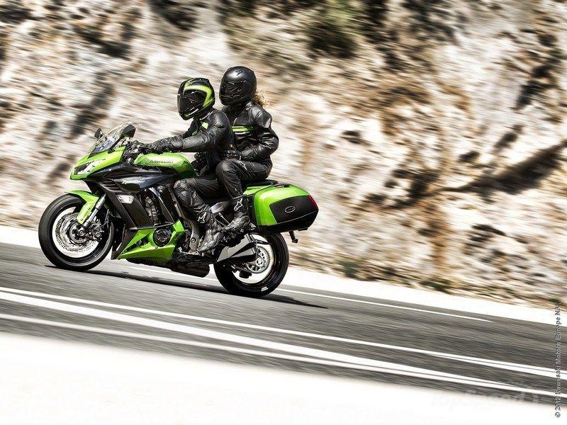 Kawasaki Z1000SX Tourer 2012