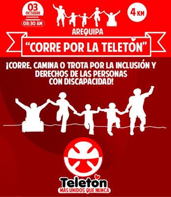 Teletón 2015, maratón