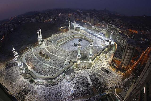 Haramain: Makkah, Tak Hanya Ibadah, Namun Juga Sejarah