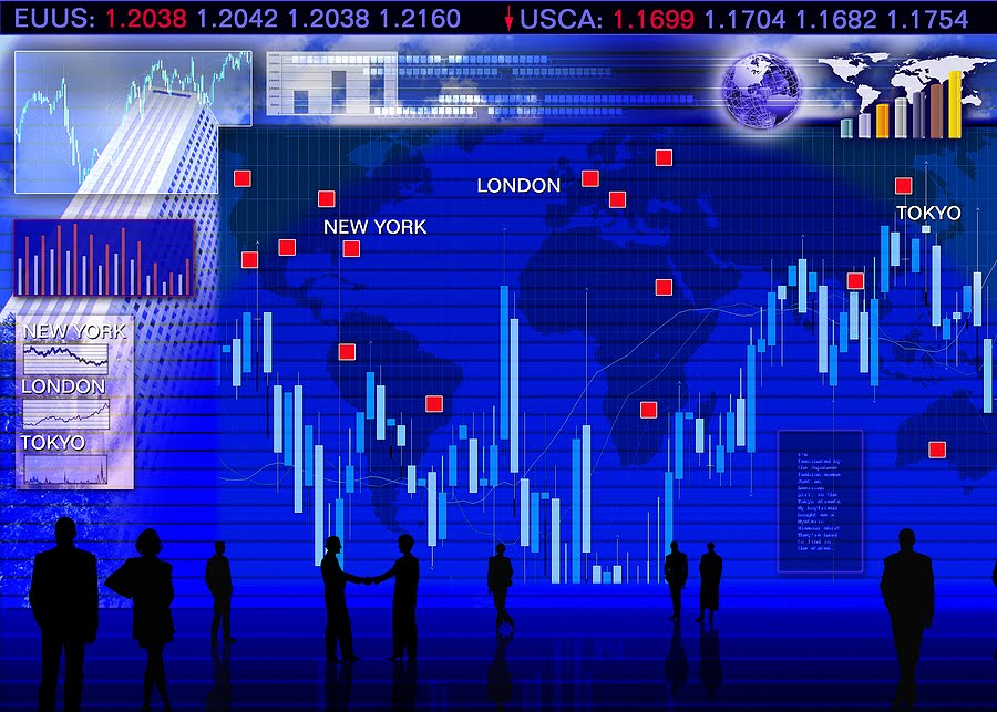 Forex Clesticks Made Easy!width=