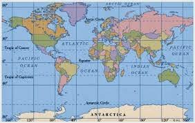 6 Unsur dalam Sebuah Peta