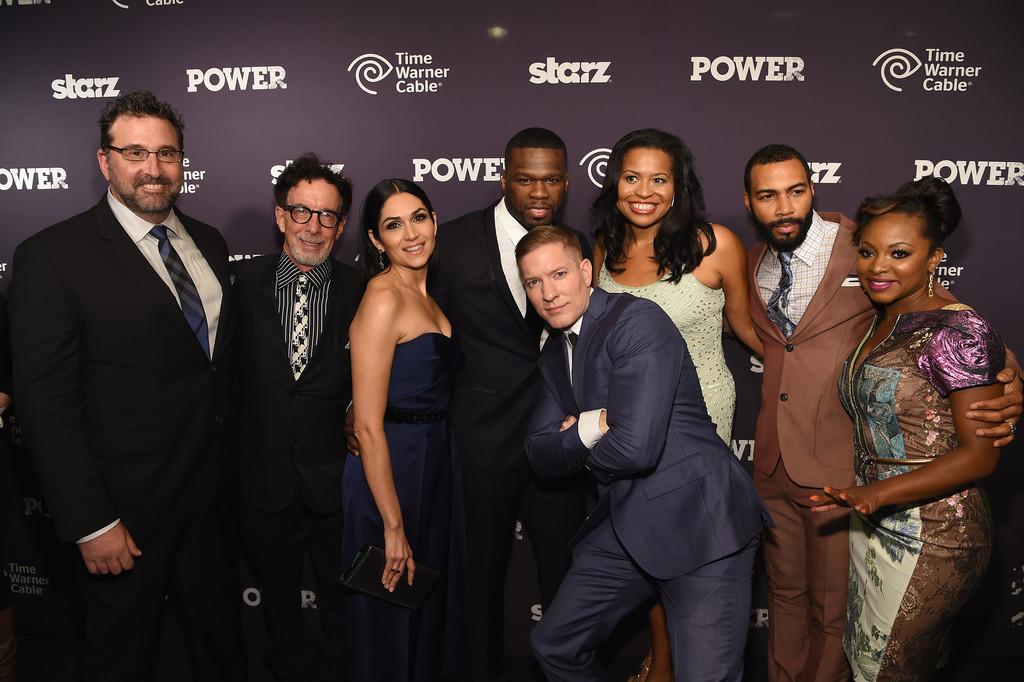 STARZ POWER Season 2 Premiere In NYC Entertainment News