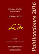 Catálogo de Publicaciones 2016