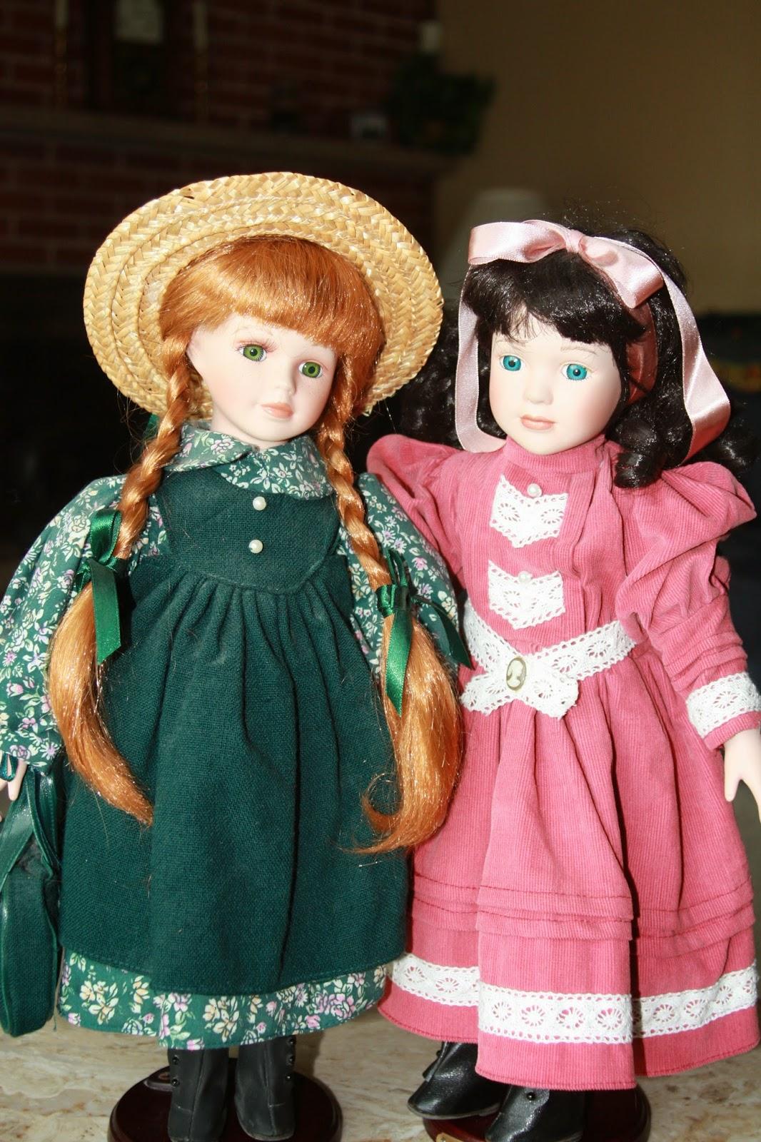 Anne of Green Gables Dolls
