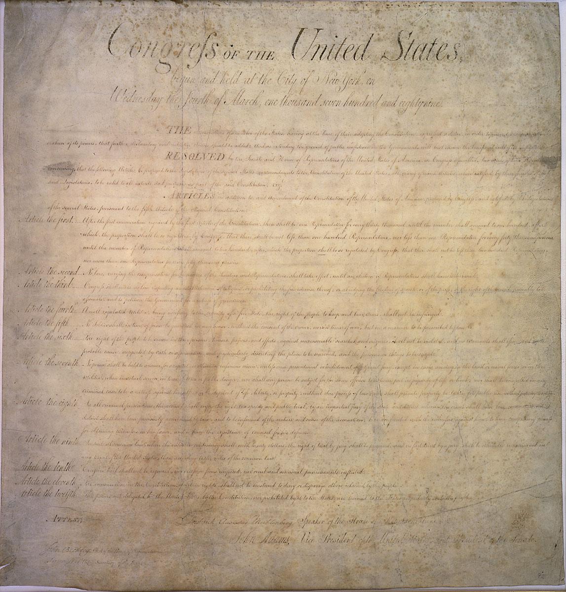 the constitution paper