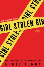 image: GIRL STOLEN - Mystery book review