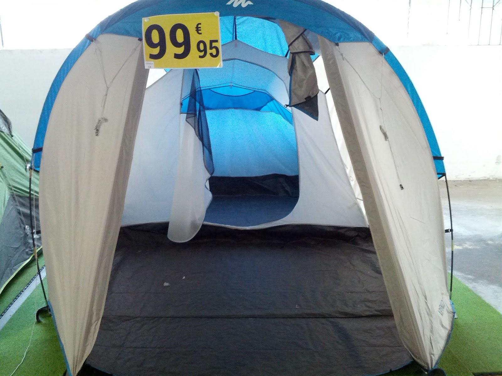 Medal space venezia camping village for Tende da campeggio decathlon