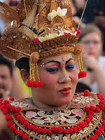 Sri Rama,Kecak dance, Ulu Watu temple, Bali