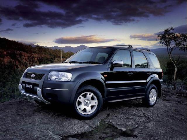 フォード・エスケープ 初代(2001年~2005年) | Ford Escape