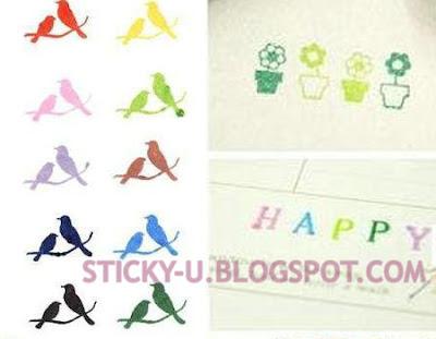 019: Funnyman's Rainbow Ink Pen