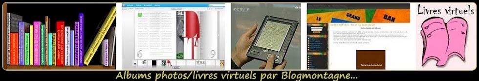 ➽ Des voyages virtuels dans de superbes albums/photos en ♪♫ sur Blogmontagne...
