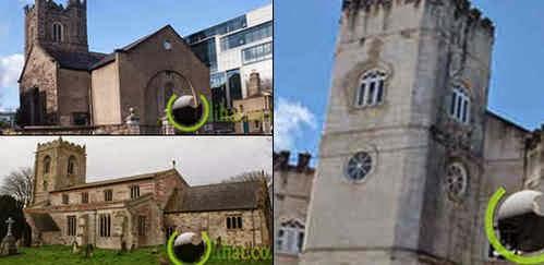 5 Gereja Menyeramkan dan paling Angker di Dunia