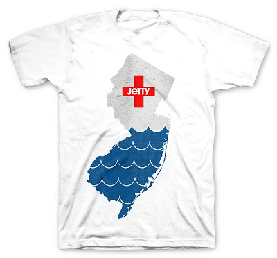 Hurricane Sandy Relief T-Shirt by Jetty