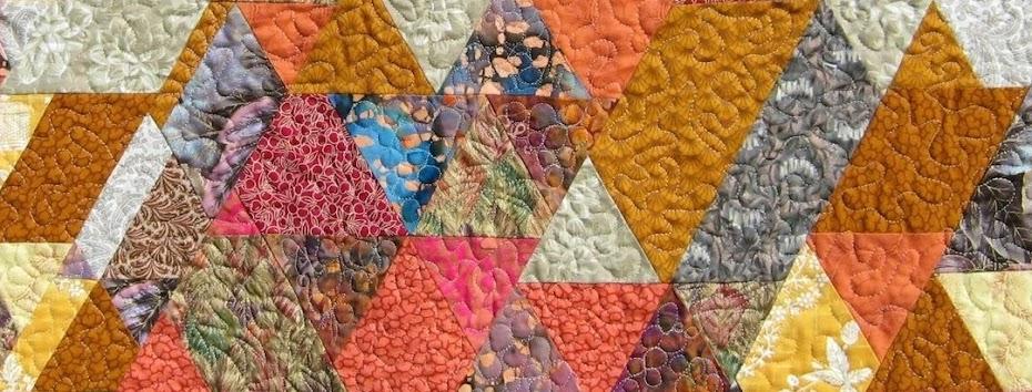 Stitching Lady