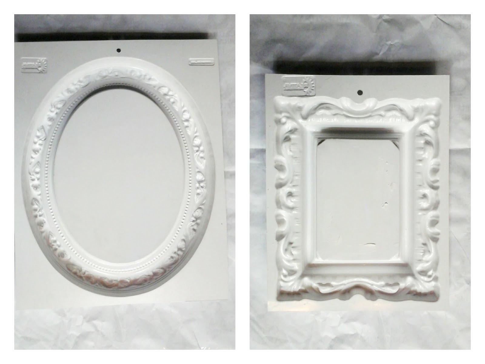 Govinda: Como hacer marcos vintage - paso a paso -