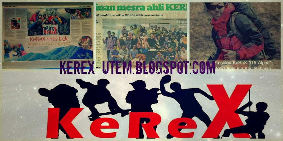 Once KeReX Forever KeReX. Explore-Experience-Extreme with us.