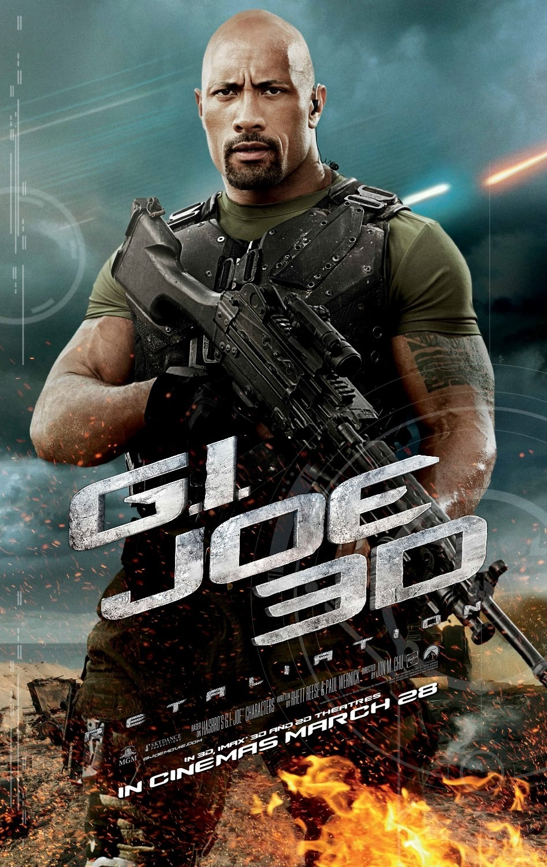 The Blot Says...: G.I. Joe: Retaliation 3D Character Movie ...