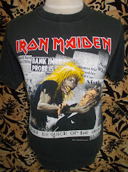 VTG IRON MAIDEN 1992 SHIRT