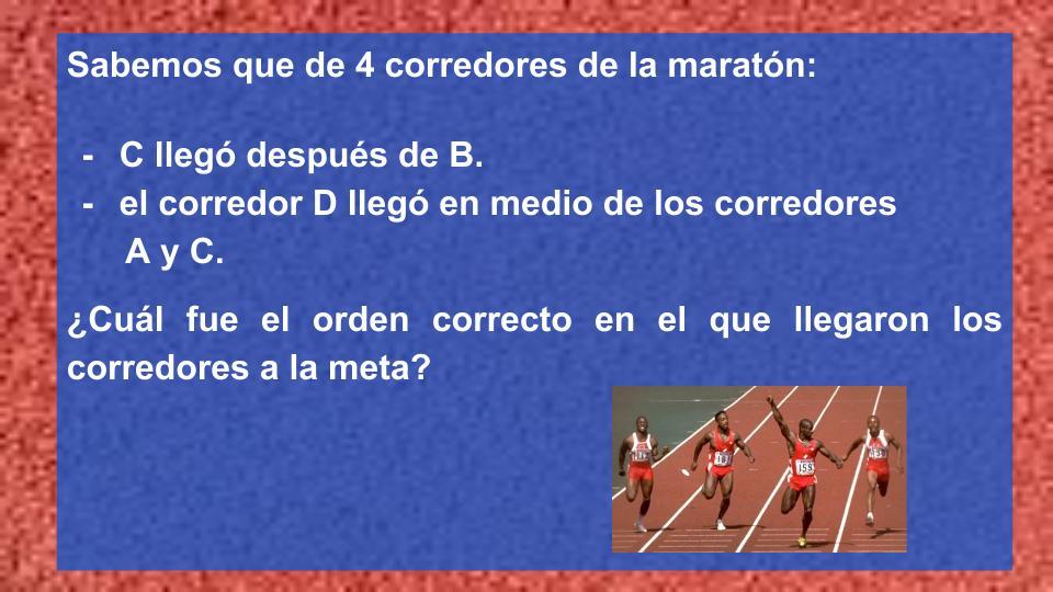 Razonamiento lógico:7 ejercicios ~ Inténtalo !!!