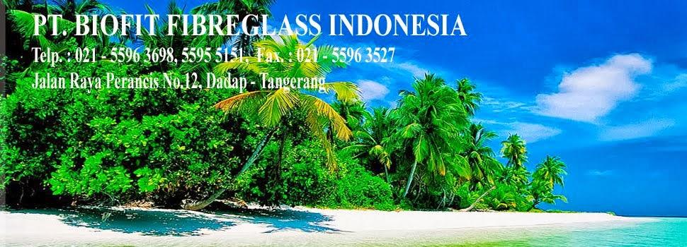 PT. BIOFIT FIBREGLASS INDONESIA - Septic Tank, Septic Tank Biotech, Portable Toilet Fibreglass
