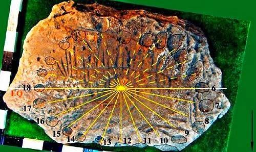 reloj solar mas antiguo del mundo