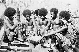 suku kanibal suku di afrika