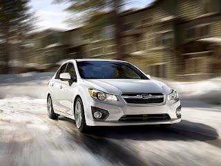 Subaru Impreza images 2012