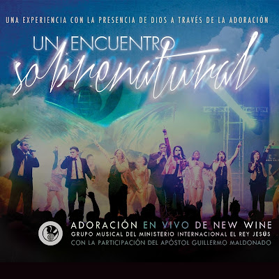 Msica : New Wine - Un encuentro sobrenatural (2012) 
