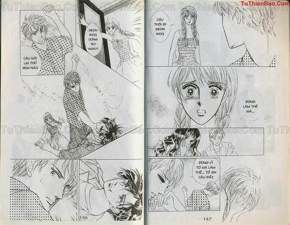 Nữ sinh chap 4 - Trang 74
