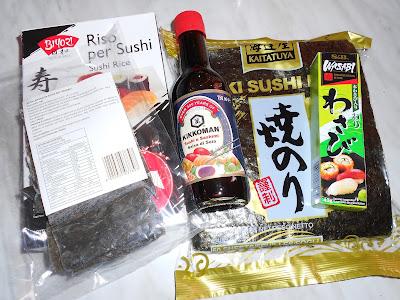 Comprare online: Ingredienti per Sushi su Kathay