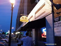 Pub crawling in Indy