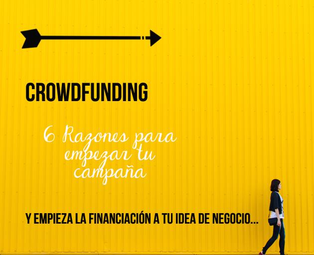 haz una campaña de crowdfuning