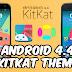 Personalizacion Android 4.4 KitKAt Completa Apk Full  [Actualizado 8 Enero 2014]