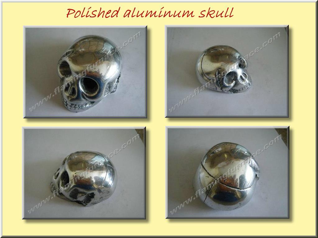 april 2011 metal casting projects