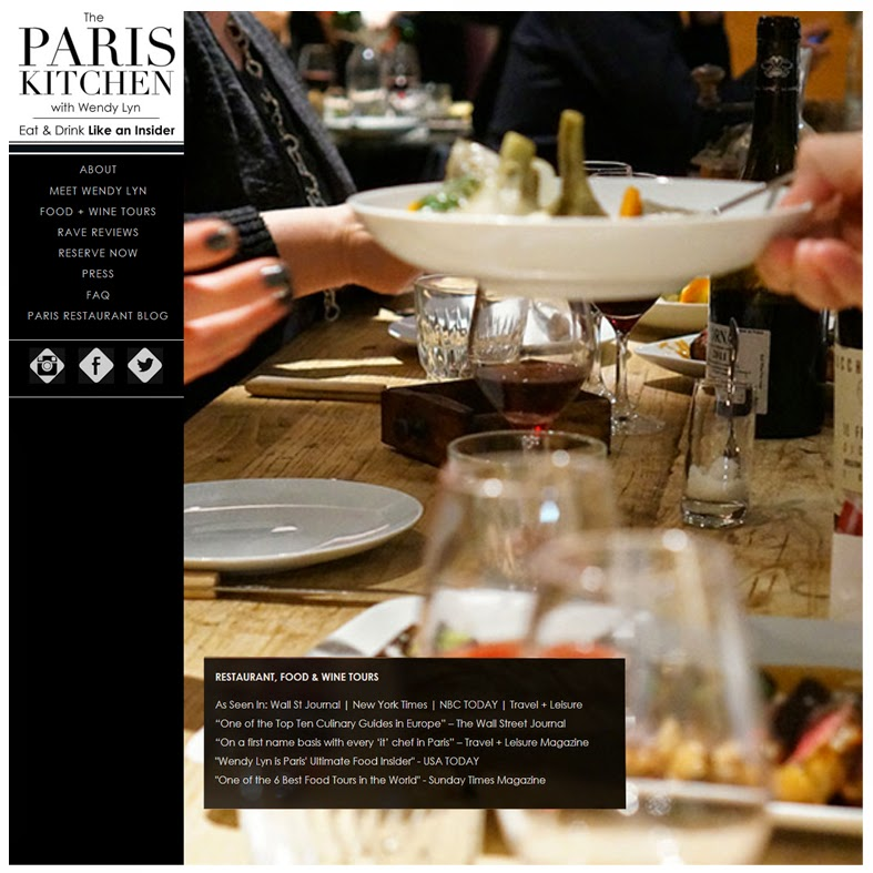 The Paris Kitchen