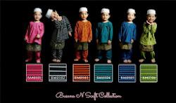 Baju melayu cotton t- shirt for kids