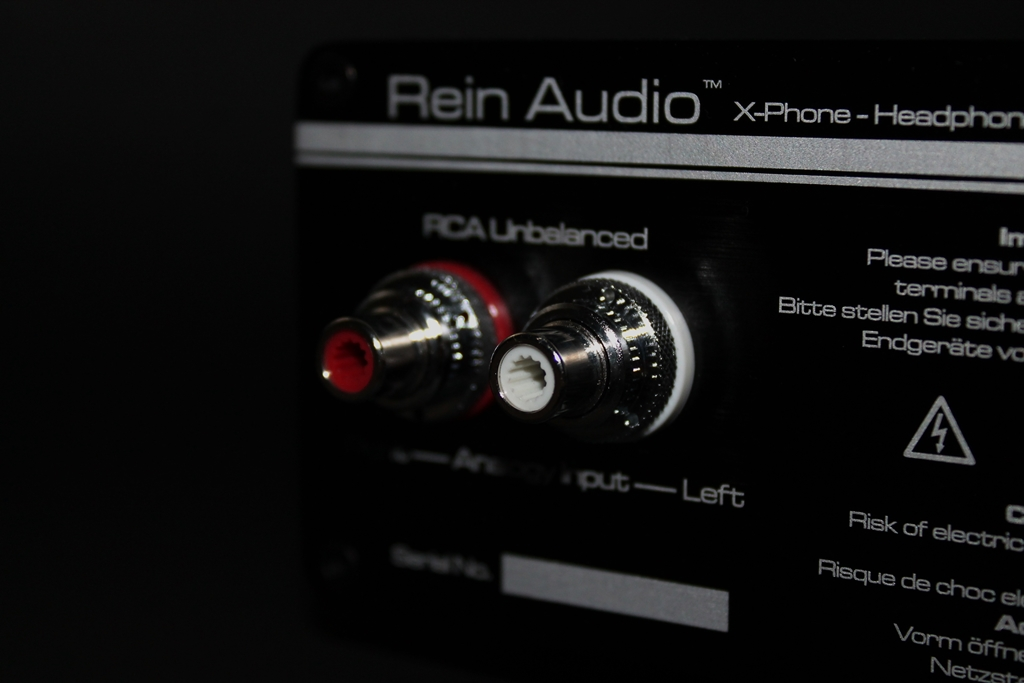 Rein Audio X3-DAC y X-Phone | Old & New Sound