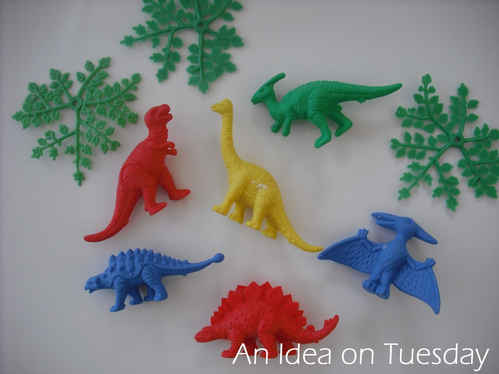 an idea on tuesday dinosaurs on tuesday