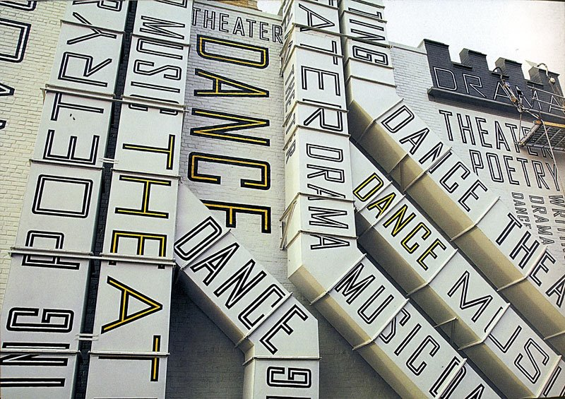 Paula Scher Contribution To Graphic Design