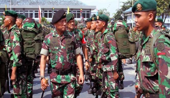Panglima TNI: Jokowi Akan Naikkan Remunerasi Prajurit 50 Persen