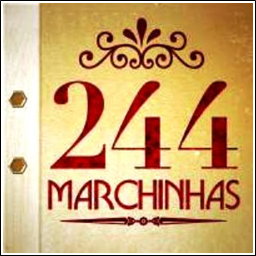 cd 244 Marchinhas de Carnaval