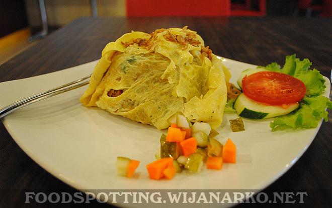 Nasi Goreng Pattaya dari Enhaii Pekanbaru