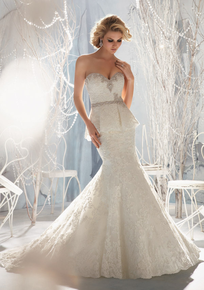 Mori lee by madeline gardner fall 2013 bridal collection for Wedding dress pictures 2013
